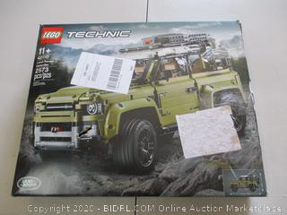 LEGO Technic Land Rover Defender 42110 Building Kit (Retail Price $199.99)