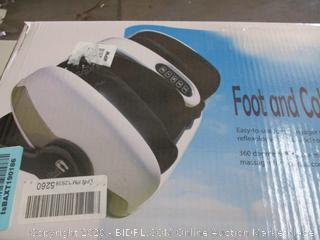 Cloud Massage Foot and Calf Massager with Heat