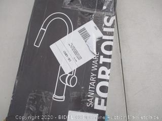 Forious Champagne Bronze Kitchen Faucet (Retail $ 127)