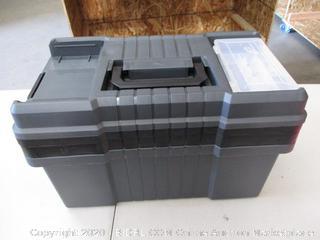 """Plano 823-003 Contractor Grade Po Series 22"""" Tool Box"""