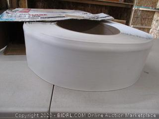 Vinyl Dryback Wall Base Roll