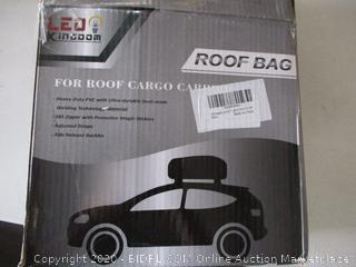 LED Kingdom Roof Bag