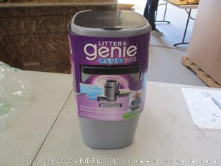 Litter Genie Plus 3 Simple Steps