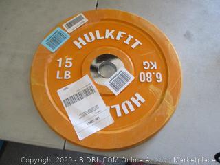 Hulkfit 15LB Plate