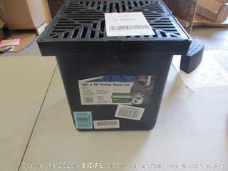 Drainage Catch Basin Kit