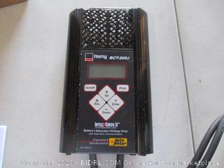 Auto Meter BCT-200J Intelli-Check II Electric System Analyzer (RETAIL $1,121)