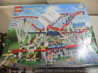 LEGO Creator Expert Roller Coaster 10261 Building Kit (4124 Pieces, Inner Cartons Sealed,  $475 Retail)