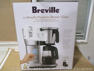 Breville BDC400 Precision Brewer Coffee Maker With Glass Carafe ($223 Retail)