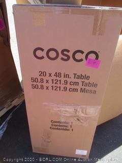 Cosco Table (Box Damage)