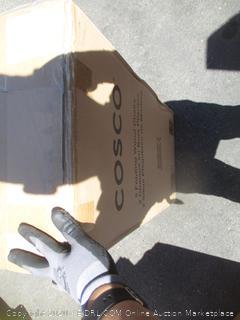Cosco 2 Folding Wood Chairs (Box Damage)