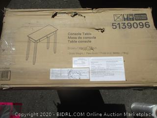 Console Table (Box Damage)