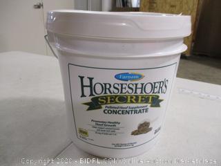 Horshoer's Secret - Hoof Supplement Concentrate (Sealed)