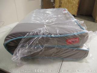 """Brindle - Waterproof Memory Foam Pet Bed (28"""" x 46"""")"""