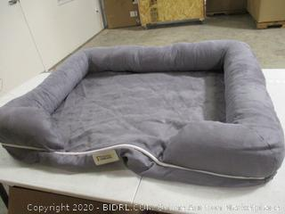 """Friends Forever - Orthopedic Dog Bed (36"""" x 28"""" x 9"""")"""