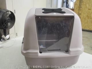 "Catit - Jumbo Hooded Cat Litter Box (22.4"" x 18.3"" x 17"")"
