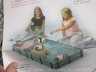 """MidWest - Guinea Pig Cage (47"""" x 24"""" x 14"""")"""