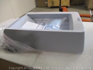 PetSafe - Scoop Free Self-Cleaning Litter Box