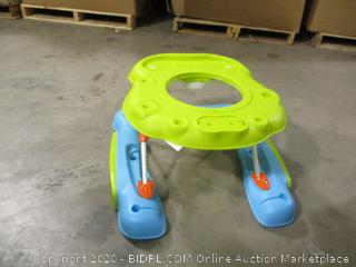 Delta- 4 in 1 Discover & Play Musical Walker