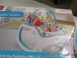 Fisher Price-Infant To Toddler Rocker