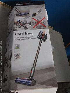 Dyson V8 Animal Cordless Stick Vacuum Cleaner, Iron previously owned please preview (online $351)