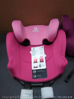 Diono Cambria 2 forward facing 40-120 lb car seat
