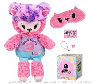 Pikmi Pops Giant Pajama Llama - Poppy Sprinkles - Scented Stuffed (Online $24)