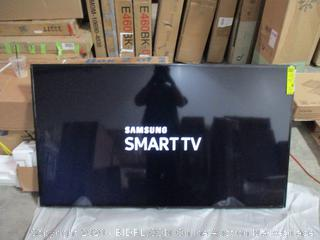 Samsung Smart TV Powers on See Pictures