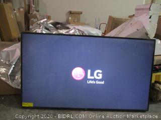 LG TV Tested Powers on MODEL # : 75UM7570PUD  See Pictures