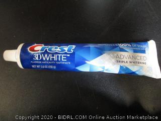 Crest White Toothpaste