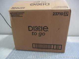 Dixie to go Cups