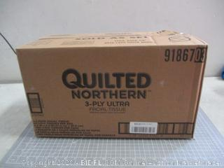 Quilted Northern  Facial tissue