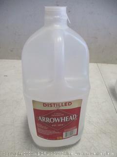Arrowhead Distilled Water