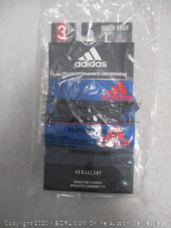 Adidas Briefs Pack of  3  Large