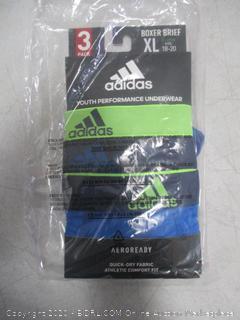 Adidas Briefs Pack of  3  XL
