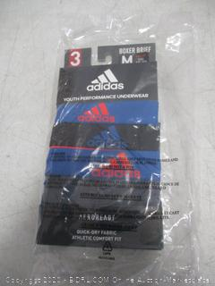 Adidas Briefs Pack of  3  Medium