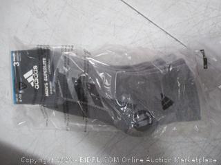 Adidas 3 Pair Quarter