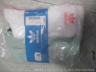 Adidas  6 Pair Crew