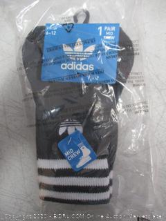 Adidas 1 Pair Mid Crew