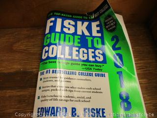 Fiske Guide to Colleges  .