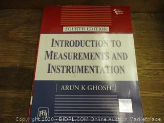 Introduction to Measurements and Instrumentation