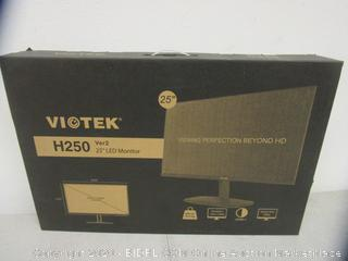 "VioTek H250 25"" LED Monitor (Please Preview)"