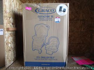 Graco Travel System Stroller / Infant Car Seat