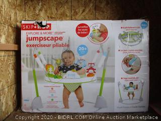 Skip Hop Jumpscape Fold-Away Jumper