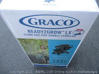 Graco Stand and Ride Double Stroller (Box Damage)