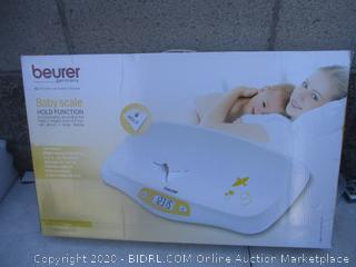 Baby Scale (Box Damage)