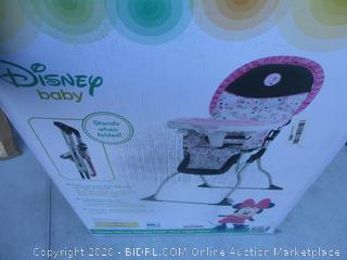 Disney Baby High Chair