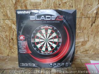 Professional Level Bristle Dartboard (No Darts)