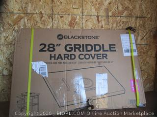 "28"" Griddle Hard Cover"