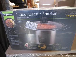Presto Indoor Electric Smoker (Please Preview)