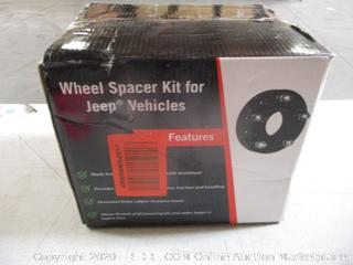 Wheel Spacer Kit for Jeep Vehicles